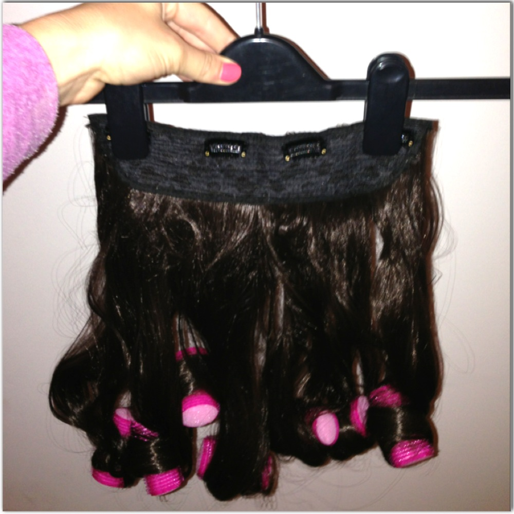 Video Instruction Clip On Hair Extensions 49